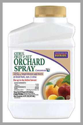 Citrus, Fruit, & Nut Orchard Spray Concentrate 16 Fl. Oz.