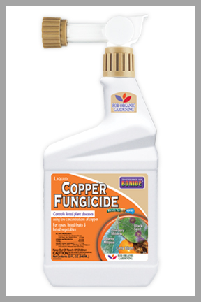 Liquid Copper Fungicide 16 Fl. Oz.