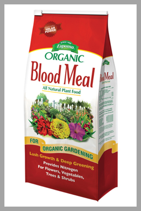 Espoma Organic Blood Meal - All Natural Plant Food 3 Lbs.