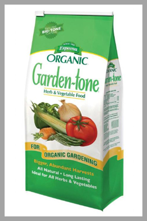 Espoma Organic Garden-tone - Herb & Vegetable Food