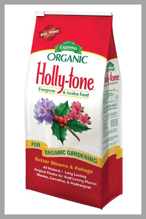Espoma Organic Holly-tone - Evergreen & Azalea Food