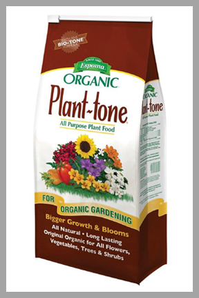 Espoma Organic Plant-tone - All Purpose Plant Food