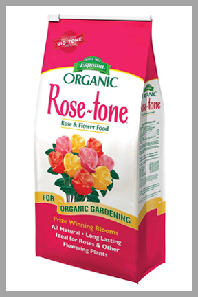 Espoma Organic Rose-tone - Rose & Flower Food