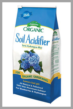 Espoma Organic Soil Acidifier - Turns Hydrangeas Blue