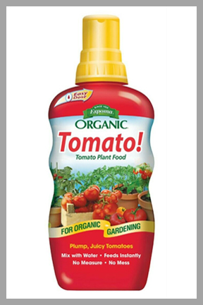 Espoma Organic Tomato & Vegetable Food 18 Fl. Oz.