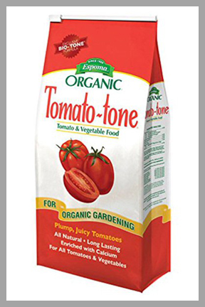 Espoma Organic Tomato-tone - Tomato & Vegetable Food