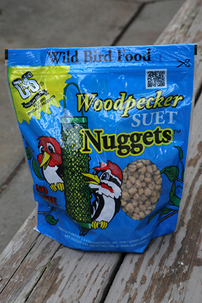 C&S Woodpecker Suet Nuggets